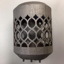 金属3Dプリンター サンプル品
