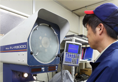 検収検査用の測定方法の調整イメージ